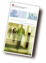 ARBITRATION OF A COMMERCIAL DISPUTE (DVD)